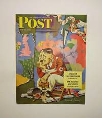 image of The Saturday Evening Post - July 13, 1943 (Adolf Hitler front cover)