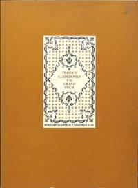 Catalogue 1130/1990: Italian Guidebooks & the Grand Tour.