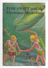 image of TOM SWIFT AND THE ELECTRONIC HYDROLUNG: The New Tom Swift, Jr Adventures, series #18.