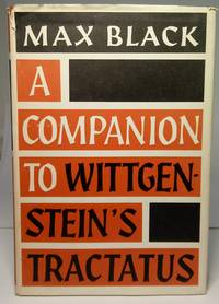 image of A COMPANION TO WITTGENSTEIN'S 'TRACTATUS'