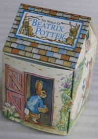 The World of Beatrix Potter (cardboard house with accordion style pull-out pages featuring Peter, Benjamin, Hunca Munca, Jeremy Fisher, Mouse Tailor, Puddle-duck, Appley Dapply, Mrs Rabbit, Tom Kitten, Tittlemouse, Miss Moppet, Flopsy, Mopsy, Cotton Tail)