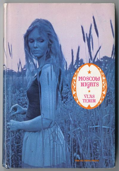 : The Olympia Press, 1971. Large octavo. Gilt blue cloth. Fine, in a modestly shelf-worn dust jacket...