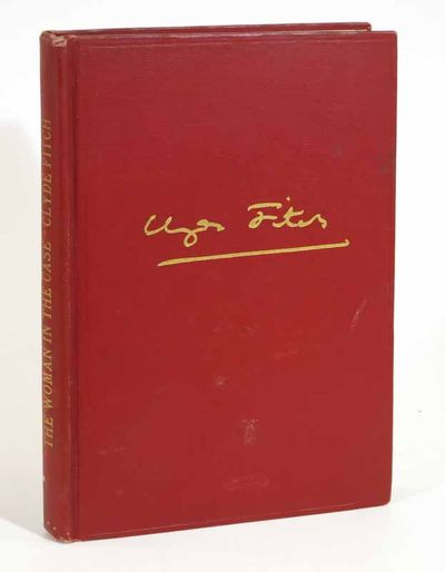 Boston: Little Brown and Company, 1915. 1st Edition. Red cloth binding with gilt stamped lettering t...