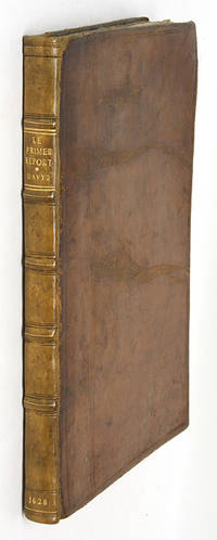 1628. London, 1628. 2nd ed.. London, 1628. 2nd ed. Davies's Reports Davies, Sir John . Le Primer Rep...