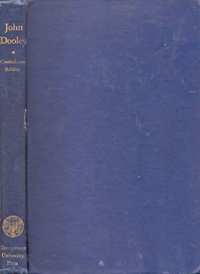 : Georgetown University Press, 1945. First Edition. Hardcover. Good. 8vo. xxiii, , 244pp. Frontis ph...