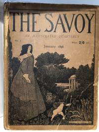 THE SAVOY  AN ILLUSTRATED QUARTERLY NO.1 JANUARY 1896