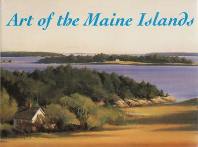Camden, ME: Down East Books, 1997. Oblong 4to. 96 pp. Color and b/w plates. Bellows, Kent, Hopper, H...