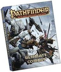 image of Pathfinder Roleplaying Game: Ultimate Combat Pocket Edition