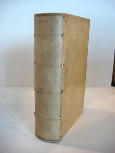 Basel: P. Perna suis & H. Petri, 1567. Vellum. good +. 620,(50)pp. Index. Contemporary vellum. Front...