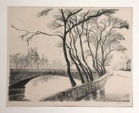 [Les Maîtres de l'estampe française contemporaine :] Charles Lacoste, dix estampes originales présentées par René-Jean