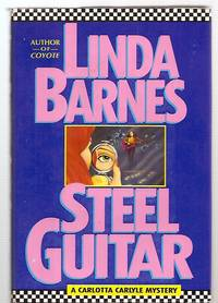 image of STEEL GUITAR [A CARLOTTA CARLYLE MYSTERY]
