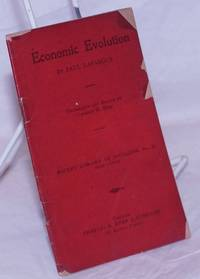 image of Economic evolution. Translated and edited by Charles H. Kerr
