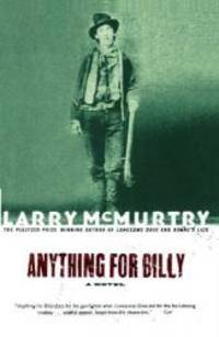 image of Anything for Billy: A Novel
