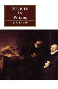 image of Studies in Words (Canto)