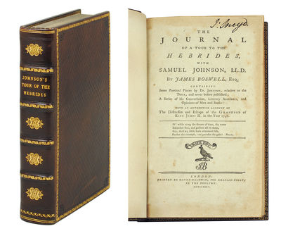Sm. London: Henry Baldwin for Charles Dilly, 1785. Sm. 8vo, iii-vii (lacks half-title), , 524, pp. M...