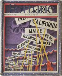 Fortune Magazine.  1936 - 06.