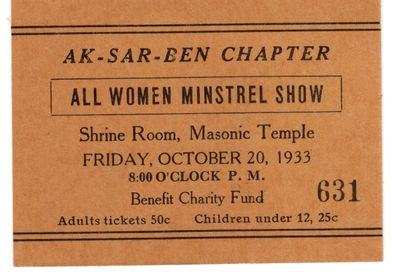 Card. Fine. Small ticket of card stock, 2