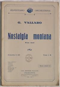 NOSTALGIA MONTANA