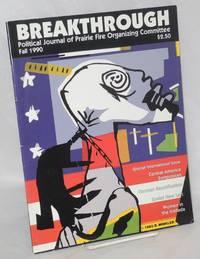 image of Breakthrough; political journal of PFOC. Vol. 14, no. 2, Fall 1990