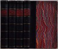 PRINCIPLES OF GEOLOGY. Being an Inquiry how far the Former Changes of the Earth's Surface are Referable to Causes Now in Operation. 3rd edition. Four volume set.