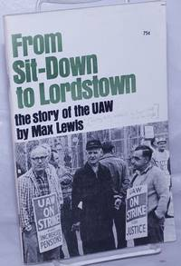 image of From sit-down to Lordstown, the story of the UAW