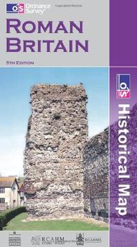 Roman Britain (Historical Map & Guide) by Ordnance Survey - Paperback - from World of Books Ltd and Biblio.com