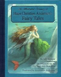 image of An Illustrated Treasury of Hans Christian Andersen's Fairy Tales