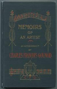 image of Memoirs of an Artist: An Autobiography