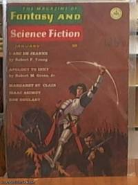 image of Fantasy and Science Fiction; Volume 30 Number 1, January 1966