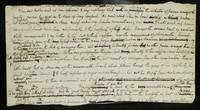 """Autograph manuscript of part of his """"Autobiographic Sketches.  Selections Grave and Gay from Writings published and Unpublished""""."""