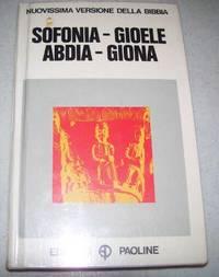 image of Sofonia-Gioele/Abdia-Giona (Nuovissima Versione Della Bibbia)