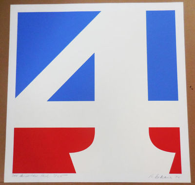 New York: Museum of Modern Art, 1970. First edition. Loose Sheets. Fine. Sold here unframed is an or...
