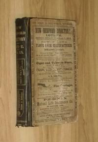 Directory of... New Bedford for 1871-72.