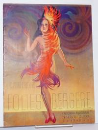 image of Clifford C. Fischer's Folies Bergere; California Auditorium Treasure Island 1940 [cover come-on] / Clifford C. Fischer Presents For the First Time in America Folies Bergere of 1941 [title inside]