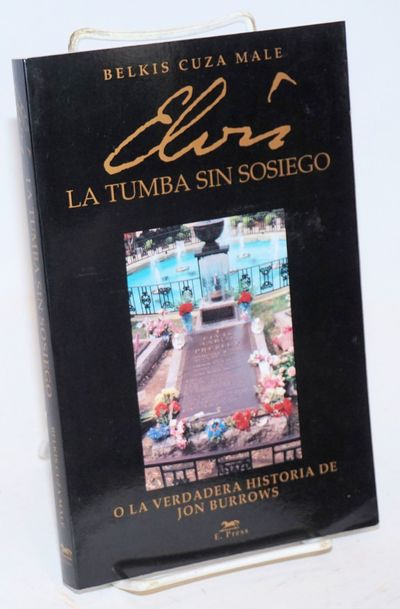 n.p.: Self-published by the author at E. Press, 1994. Paperback. 235p., text in Spanish, illustrated...