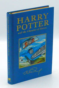 image of HARRY POTTER AND THE CHAMBER OF SECRETS; (First Deluxe Edition)