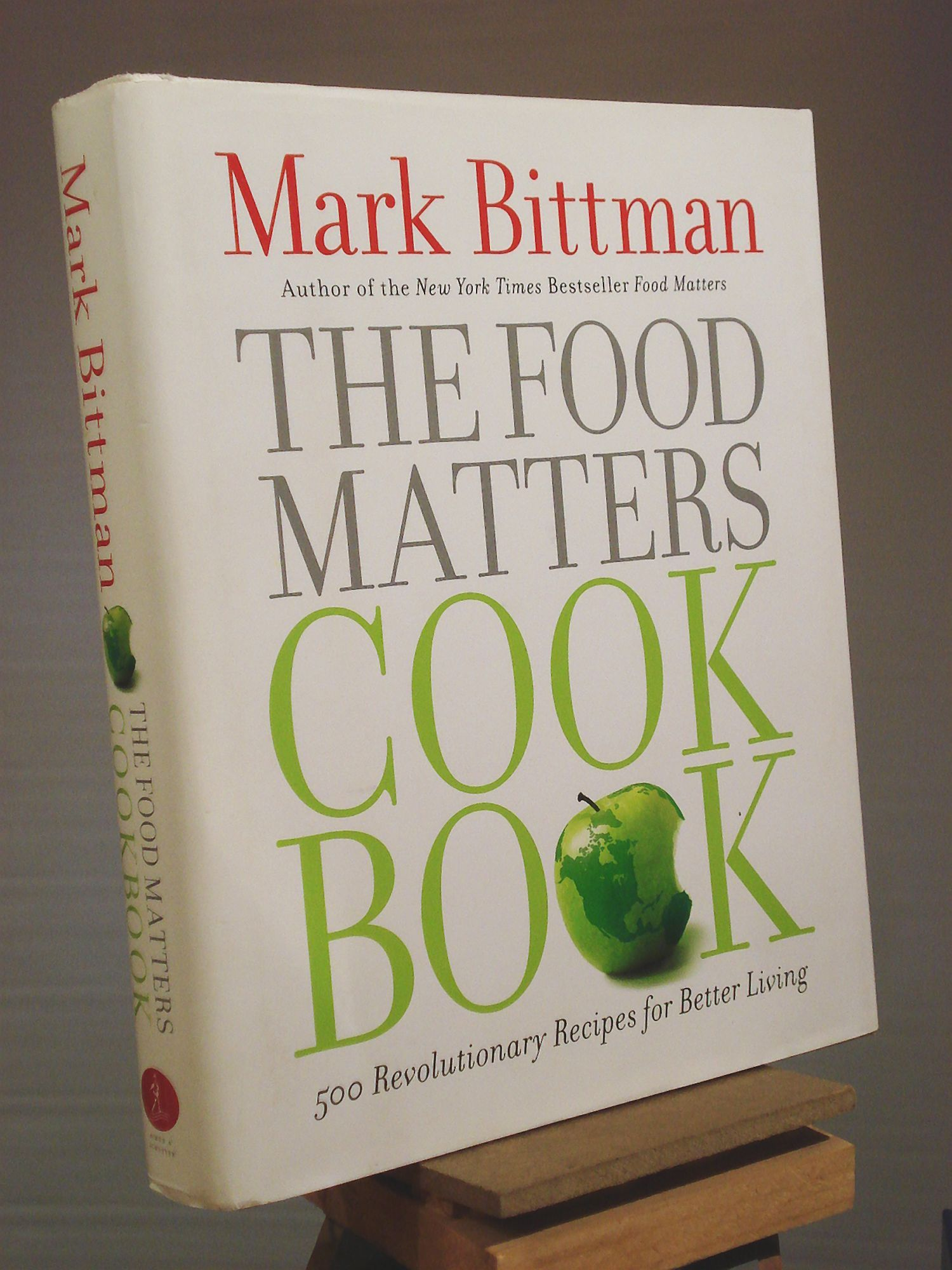 The food matters cookbook 500 revolutionary recipes for better the food matters cookbook 500 revolutionary recipes for better living by mark bittman 1st edition 1st printing 2010 from henniker book farm and forumfinder Images