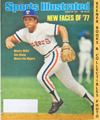 image of Sports Illustrated Magazine, March 28, 1977 (Vol 46, No. 14) : New Faces  of '77 - Maury Wills' Son Bump Makes the Majors