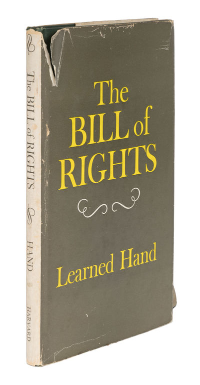 The Bill of Rights, First ed,...
