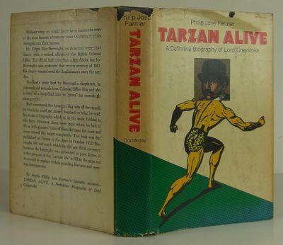 Doubleday & Company, Inc, 1972. 1st Edition. Hardcover. Very Good/Very Good. Very good in a very goo...