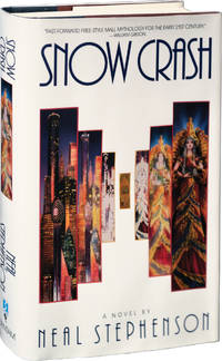 Snow Crash (First Edition) by  Neal Stephenson - First Edition - 1992 - from Royal Books, Inc. and Biblio.com