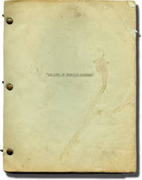 The Life of Porfirio Guerrero (Original screenplay for an unproduced film)