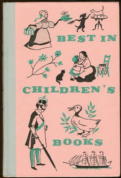 Image for BEST IN CHILDREN'S BOOKS