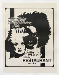image of Nude Restaurant (Original poster for the 1967 film)
