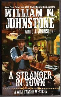image of A Stranger in Town (A Will Tanner Western)