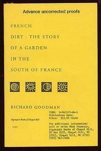 Chapel Hill: Algonquin Books, 1991. Softcover. Fine/Fine. Uncorrected Proof. Fine in fine dustwrappe...