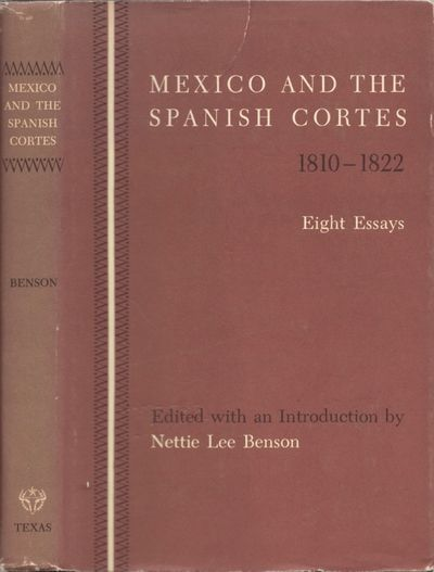 Austin: University of Texas Press, 1968. Second printing. Hardcover. Very good/good. Hardcover with ...