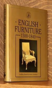image of ENGLISH FURNITURE 1500 -1840