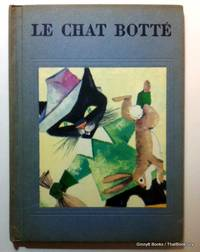 Le Chat Botte (Puss in Boots) French Language Book