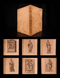 Octavii Ferrarii De Re Vestiaria Libri Septem Quatuor postremi nunc primum prodeunt: reliqui emendatiores & auctiores. Adiectis iconibus, quibus res tota oculis subiicitur. by FERRARI, Ottavio - 1654